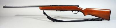 Springfield by J Stevens Model 84-C .22 SLLR Bolt Action Rifle SN# Not Found, With Nylon Sling