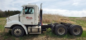 2005 Freightliner Columbia 112 Truck, VIN # 1FUJF0CV55DN26028,  Click For More Info And To SEE VIDEO