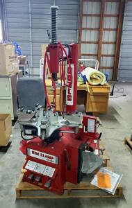 Coats Rim Clamp Tire Changer, Model # RC-100 Includes Rubber Lubricant, Bidder Responsible For Proper Removal