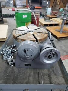 "Phase II 12"" Tilting Rotary Table,"