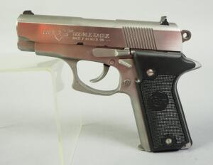Colt Double Eagle MKII Series 90 .45 ACP Pistol SN# DF01464, Double Action