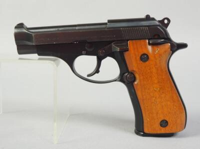 Beretta Model 81 Cheetah Type 7.65/ .32 Auto Pistol SN# D36819W