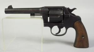 Colt US Army Model 1917 Colt DA .45 Cal 6-Shot Revolver SN# 153352