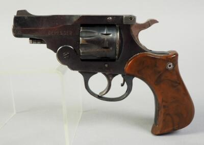 Harrington & Richardson Defender .22 SLLR 9-Shot Revolver SN# AA18415