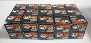 Wolf 7.62 x 39mm 122 gr FMJ Ammo, Approx 600 Rounds, Local Pickup Only