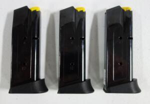 Three 9mm PT111 Pro Mags