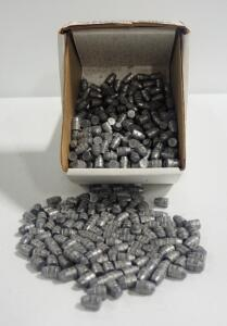 3D Brand Hard Alloy Swaged Lead Bullets 40 180 gr, Uncounted, Weighs 13 lbs, Local Pickup Only