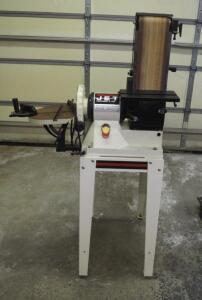 "JET Belt Sander/Disc Grinder, Model JSG-96, 3/4 HP, 58"" x 34"" x 24"""