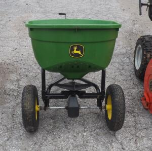 John Deere Pull Behind Broadcast Seeder/Spreader