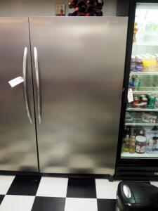 "Electrolux/Frigidaire Professional Series Single Door Refrigerator, Model PLRU1777DS0, 16.7 Cu Ft Capacity, 65"" x 32"" x 28"", Contents Not Included..."