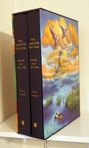 Gary Larson's Complete Far Side Collection, Volumes 1 And 2, Hardback, In A Collector's Sleeve