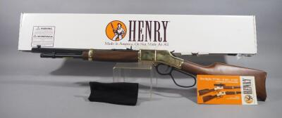Henry Repeating Arms H006CR Big Boy Carbine .45 Colt Lever Action Rifle SN# BBR000200C, Unfired, With Receiver Sock And Paperwork, In Original Box