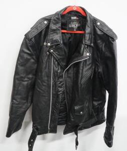 Leather Gallery Leather Jacket Size 5XL