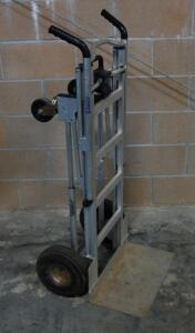 Cosco Model 12-301 ABL Hand Truck/Dolly, Can Be Configured 3 Ways