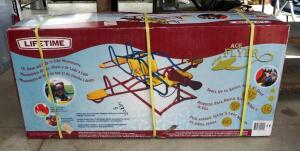 Lifetime Ace Flyer Teeter Totter, New In Box
