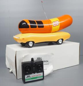 Oscar Mayer Weinermobile RC Car, Includes JRL Control With No Antenna