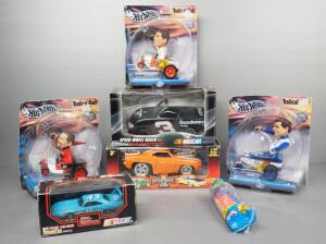 Diecast Car Collection, Includes Nascar, Hotwheels, Racing Champions And More, Total Qty 7, See Images For Detail