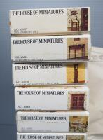 Doll House Supplies, Includes Farmhouse Pattern, Lighting And Variety Of House Of Miniatures Furnishings - 7
