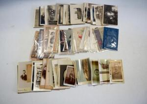 Antique Post Card And Stereograph Collection, Most From Early 20th Century, And More