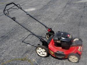Toro Recycler Lawn Mower With Briggs & Stratton 190CC Engine, Runs