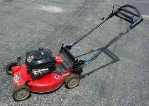 Toro SR4 Super Recycler Lawn Mower With 190cc Engine And Personal Pace Self Propel System, Runs