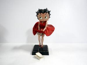 Danbury Mint Betty Boop Marilyn Monroe Porcelain Collector Doll