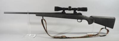 Winchester Model 70 .270 WIN Bolt Action Rifle SN# G2279409, With Nikon Buckmasters 3-9x Scope And Nylon Sling