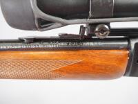 Marlin Original Golden 39A .22 SLLR Lever Action Rifle SN# 96300287, With BSA Classic Scope And Walnut Stock - 6