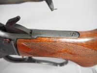 Marlin Original Golden 39A .22 SLLR Lever Action Rifle SN# 96300287, With BSA Classic Scope And Walnut Stock - 7