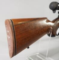 Marlin Original Golden 39A .22 SLLR Lever Action Rifle SN# 96300287, With BSA Classic Scope And Walnut Stock - 15