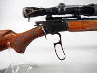 Marlin Original Golden 39A .22 SLLR Lever Action Rifle SN# 96300287, With BSA Classic Scope And Walnut Stock - 16