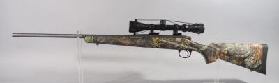 Remington Model 700 .243 WIN Bolt Action Rifle SN# G6829040, With Remington 3-9 x 40 Scope