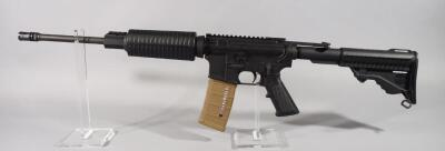 DPMS Panther Arms A-15 DPMS 5.56 NATO Rifle SN# FFH203319, 1:9 Twist, Adjustable Stock, Pistol Grip