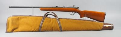 Remington Model 514 .22 SLLR Bolt Action Rifle SN# M29, In Soft Case