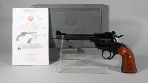 Ruger New Model Single-Seven .327 FED MAG 7-Shot Revolver SN# 816-08565, With Paperwork, In Original Hard Case