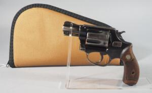 Smith & Wesson Chief's Special .38 S&W Special 5-Shot Revolver SN# 70603, In Soft Case