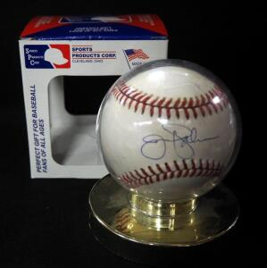Jim Palmer (HOF) Autographed Baseball, In Holder