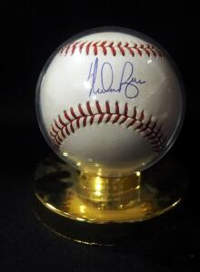 Nolan Ryan (HOF) Autographed Baseball, In Holder