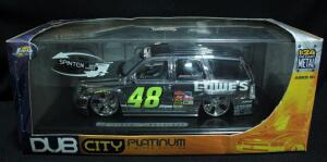Dub City Limited Edition Lowe's #48 1:24 Diecast Car, NIB