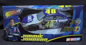 Front Runners Jimmie Johnson #48 Lowe's 1:24 Radio Control Diecast Car, New In Box