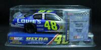 Mike Skinner #31 Lowe's 1:24 Diecast Car And Jimmie Johnson #48 Lowe's 2004 Preview 1:24 Diecast NIB - 5