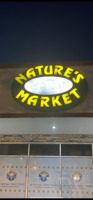 Exterior Nature's Market Electric LED Sign, Approx 5' Tall x 6' Wide, Bidder Responsible For Proper Removal, Mounted To Building Exterior And Wired To Electrical System - 6
