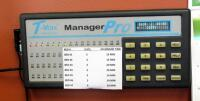 T-Max Manager Pro Tanning Bed Control System With 4 Digital Timers And Control Pad, Plugged In And Working, Bidder Responsible For Proper Removal - 2