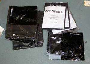 Goldwell Capes Qty 4, Aprons Qty 2, And Colorist Smocks Qty 4, New In Package