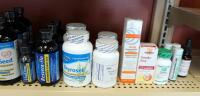 Supplements Including Blood Sugar Balance, Curcumin, Fiber, Oil Of Black Seed, Resvera-Flo, And More, Qty 36 - 4