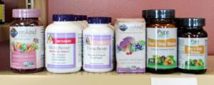 Womens Supplements Including Multivitamin, Menopause Support, Thyroid Formula, And More, Qty 14