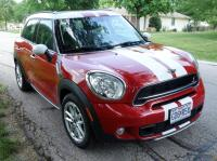 2015 MINI Cooper S Countryman All4 AWD 4 Door Hatchback, 4 Cyl, 1.6L Turbo, 6 Speed Manual, 75,180 Miles, VIN # WMWZC5C52FWM19327, SEE VIDEO - 5