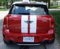 2015 MINI Cooper S Countryman All4 AWD 4 Door Hatchback, 4 Cyl, 1.6L Turbo, 6 Speed Manual, 75,180 Miles, VIN # WMWZC5C52FWM19327, SEE VIDEO - 8