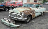 1953 Buick Special Two Door Coupe, Restoration Project - 7
