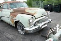 1953 Buick Special Two Door Coupe, Restoration Project - 20